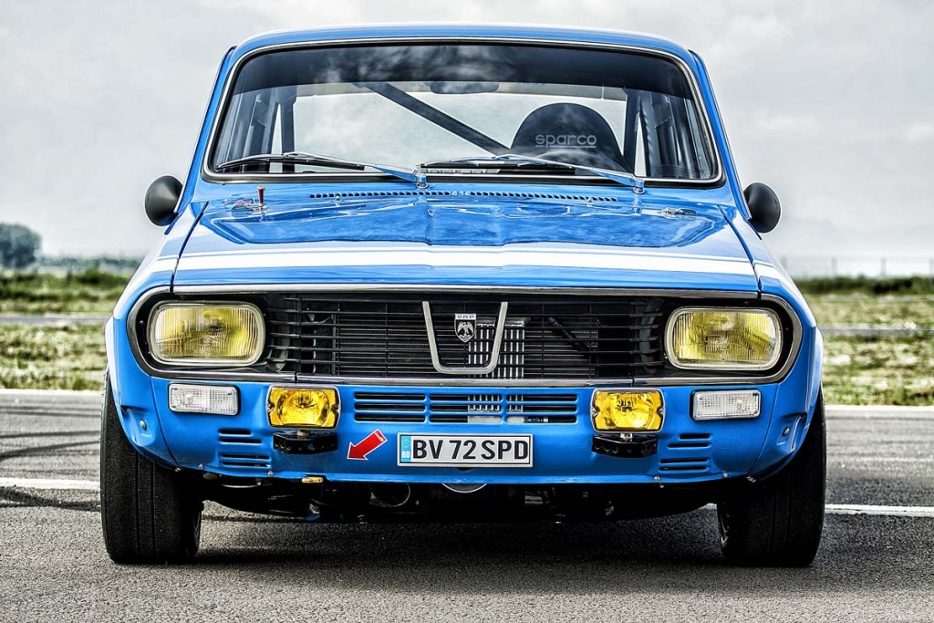 Dacia 1300 se intoarce